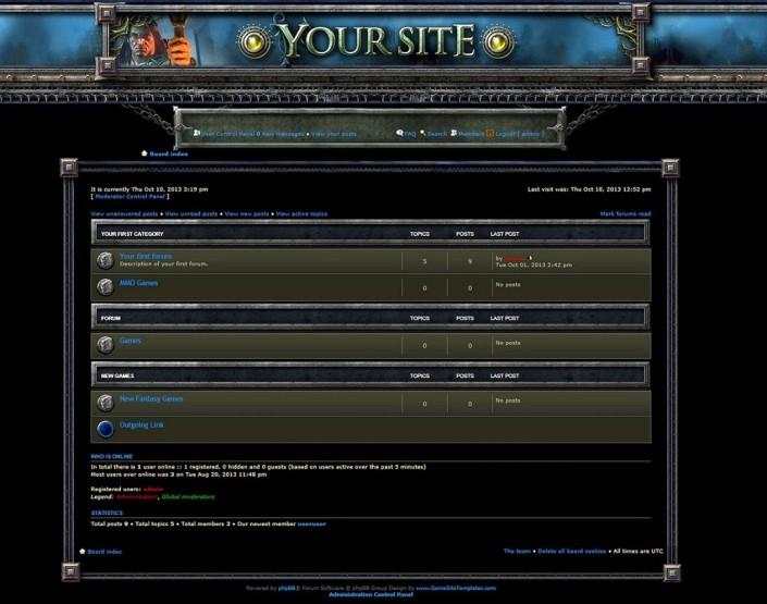 phpBB-Gaming